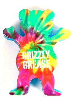 Grizzly Grease #GrizzlyGriptape #GrizzlyWax #Skatewax #skateboard #skateboarding #skate #sk8 #titus