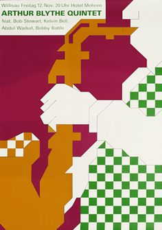 Niklaus Troxler,   Arthur Blythe Quintet - Willisau 1982