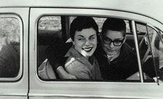 Butch Femme Couples | 1940s Butch/Femme couple