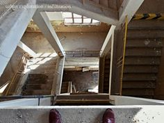 My Life on the Edge / abandoned paper factory (2012)
