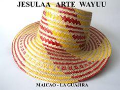 Sombreros Wayuu Colombia dfab5014aad