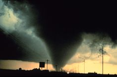 Scary Tornadoes | Oklahoma Tornadoes and the Pornography of Death