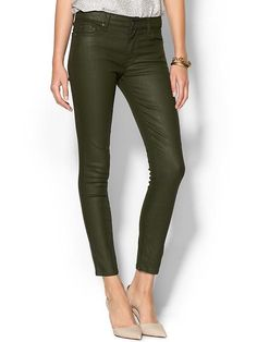 7 For All MankindWomens Mid Rise Ankle Skinny by: 7 For All Mankind @Piperlime