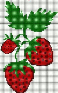 Thrilling Designing Your Own Cross Stitch Embroidery Patterns Ideas. Exhilarating Designing Your Own Cross Stitch Embroidery Patterns Ideas. Cross Stitch Fruit, Cross Stitch Kitchen, Mini Cross Stitch, Cross Stitch Rose, Cross Stitch Flowers, Cross Stitch Charts, Cross Stitch Designs, Cross Stitch Patterns, Cross Stitching