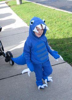 DIY Tutorial: DIY Animal Costume / DIY Dinosaur Hoodie Costume - Bead&Cord
