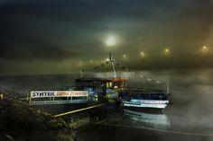 Nighship by Simon Pytel on 500px