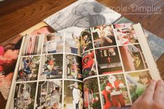 Dimplicity - Crafty Blog: Yearly Blurb Books