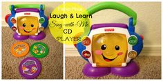 Tyler Loves the Baby CD Player Toy from Fisher Price! Good Birthday Presents, First Birthday Gifts, Birthday Ideas, Cool Toys For Boys, Best Kids Toys, Boy Gifts, Gifts For Boys, Best Christmas Toys, Toys For 1 Year Old