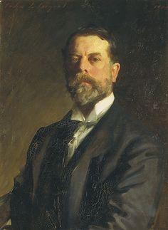 Self-Portrait, John Singer Sargent