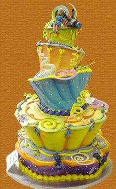 ace of cakes creation