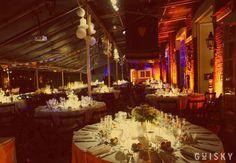 Decoración galería - Casamiento Juli & Lean - Lowlands #wedding_tables