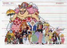 one piece : setting One Piece Big Mom, One Piece Theories, Anime Manga, Anime Art, One Piece Fairy Tail, Big Mom Pirates, Anime One Piece, One Piece Images, One Peace