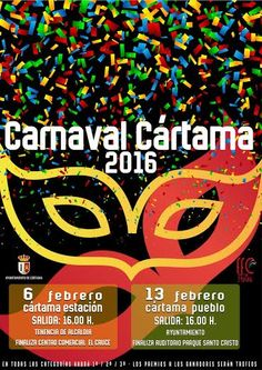 Cártama inicia los preparativos para celebrar el Carnaval 2016 Se celebrará los días 6 y 13 de febrero