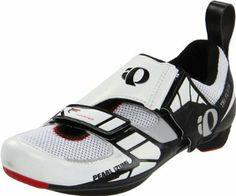 Pearl iZUMi Men's Tri Fly IV Spinning Shoe,Black/White,45 EU/11 D US Pearl iZUMi. $124.95