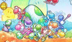 Yoshi Super Mario Smash, Super Mario Art, Super Mario World, Nintendo Characters, Video Game Characters, Cute Characters, Yoshi Drawing, Harvest Moon Game, Mario Bros