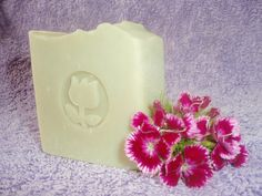 cool looking all natural green clay soaps
