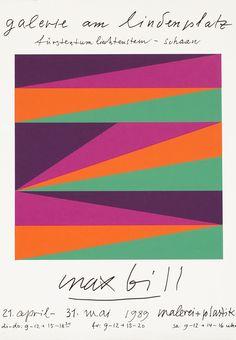 Max Bill – Galerie A