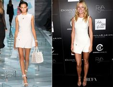 Gwyneth Paltrow In Versace - 5th Annual PSLA Autumn Party - Red Carpet Fashion Awards