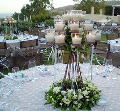 GREEK WEDDING FLOWERS : WEDDING FLOWERS GREECE-ROSETTA EVENTI