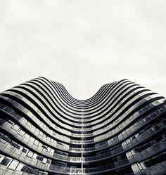 Symmetry of Melbourne by Josip Kelava, via Behance