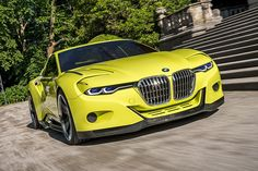 Herrje, wie schön! BMW erfindet den kultigen CSL aus den 70er-Jahren neu. AUTO BILD durfte eine Runde mit dem 3.0 CSL Hommage Car drehen.