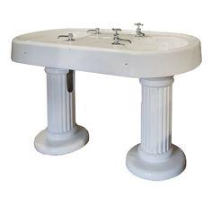 American Barber Shop Sink 2