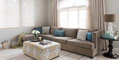 Coffee Table and Nice Brown Sofa with Sleeper Modern Multifunctional Ottoman Designs  #coffeetable #furniture #furnituretrends #furniture_design #livingroom #livingroomideas #livingroomdesign #livingroomdecor #decor #homedecor #decorideas #decoration #decorating #interior #interiorideas