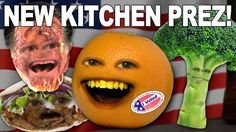 Annoying Orange - New Kitchen President!