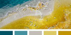 shore palette | IN COLOR BALANCE