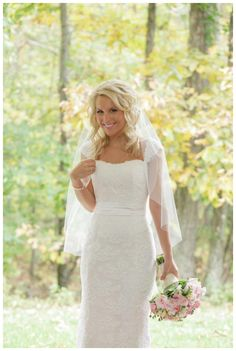 Bridal veil by Whitney Alyssa