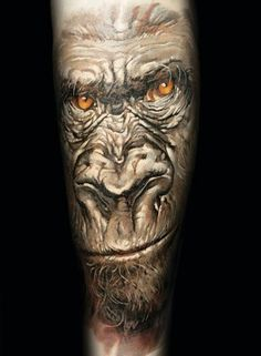 Dimitry Samohin tattoo artist I would never personally get this, but this has amazing detail!!