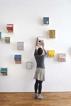 Book box by Miriam Aust y Sebastian Amelung