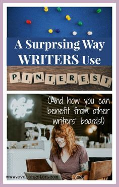 How you can benefit from other writers' Pinterest boards. Plus, which writers you should be following on Pinterest!