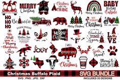 Christmas SVG Bundle#christmassignfile #christmassvg #silhouettecutfiles