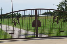 Horse Ranch Gate