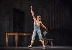 El joven y la muerte. Ballet de Santiago. Foto: Patricio Melo