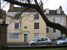 Jane Austen had contracted Addisons Disease. By May 1817 she was so ill that she and her sister, Cassandra, to be near Jane's physician, rented rooms in Winchester. Tragically, there was then no cure and Jane Austen died in her sister's arms in the early hours of 18 July, 1817. She was 41 years old. She is buried in Winchester Cathedral. Photo by besthorpe, via Flickr