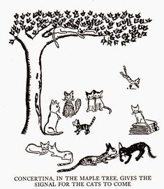 """atelier pour enfants: """"Jenny and the Cat Club"""" 2 Paper Book, I Love Cats, Cat Art, My Childhood, Childrens Books, Illustration Art, Creations, Animals, Fictional Characters"""