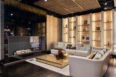 #Showroom de #Fendi Casa en #Manhattan, #NY. Gestión de #LuxuryLiving