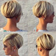 pixie haircut short shorthair h s – Hair – Very Short Hair, Short Hair With Layers, Short Hair Cuts For Women, Very Short Bob, Short Bob Cuts, Short Pixie Haircuts, Short Hairstyles For Women, Haircut Short, Medium Hairstyles
