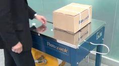 Flejadora semi-automática de mesa Reisopack