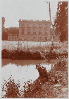 Versailles, Petite Trianon, 1912.