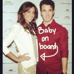 ooh si baby jonas on board!!♥