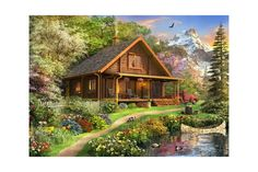 Why You Should Consider Buying a Log Cabin - Rustic Design Log Cabin Furniture, How To Build A Log Cabin, Cabin In The Woods, Log Home Decorating, Log Cabin Homes, Log Cabins, Lokal, Rustic Design, Traditional House