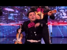 America's Got Talent 2013- Mariachi band - YouTube