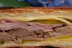 """El Cubano!"" The Almighty Cuban Sandwich Recipe   Flanboyant Eats™"