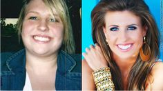 Incredible story--she lost 110 lbs. We love our Miss South Carolina, Bree Boyce!