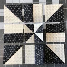 Quilt Square Patterns, Scrap Quilt Patterns, Pattern Blocks, Square Quilt, Hexagon Quilt, Quilt Blocks Easy, Modern Quilt Blocks, Easy Quilts, Scrappy Quilts