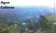 Agua Caliente, municipio de Chalatenango