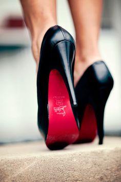 Christian Louboutin ♥ loving these heels